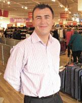 Darren Partridge